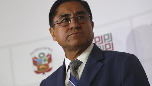 Ex juez supremo se fugó a España en octubre pasado. (Foto: El Comercio)