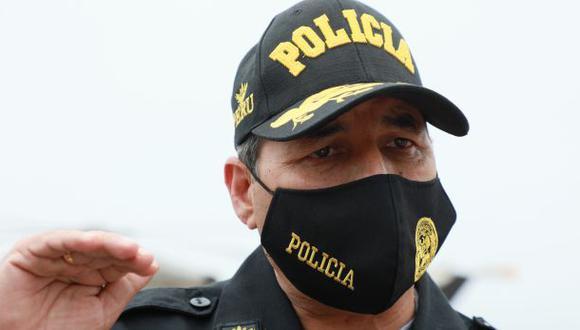 Sobre las intervenciones en el bloqueo de carreteras debido a la protesta de los transportistas, el comandante Cervantes detalló que actualmente se ha liberado el bloqueo al 100%. (Foto: GEC)