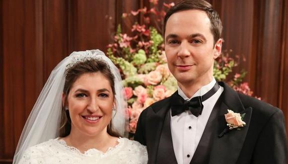 Meemaw es la persona favorita de Sheldon Cooper, sin embargo, no estuvo presente en su boda. (Foto: CBS)