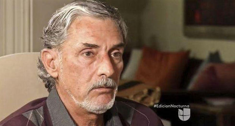 Peter Cárdenas Schulte salió en libertad en el 2015 luego de cumplir una condena por terrorismo de 25 años. (Foto: Univisión)