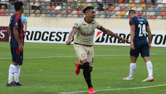 Universitario chocará con Cerro Porteño por la Copa Libertadores. Conoce los horarios y canales de todos los partidos de hoy, miércoles 12 de febrero. (Facebook: @Universitario)
