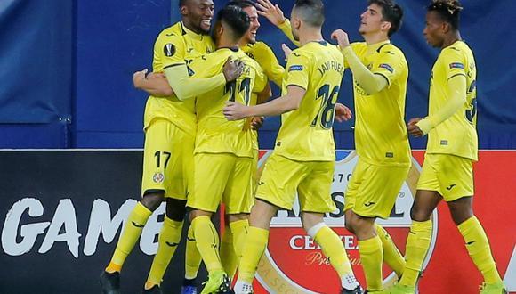 Villarreal tuvo más de dos ocasiones de gol en el duelo. (Foto: Reuters)