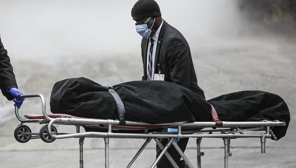Coronavirus USA | Estados Unidos | Ultimas noticias | Último minuto: reporte de infectados y muertos sábado 11 de abril del 2020 | Covid-19 | Estados Unidos superó a Italia en número de muertos por coronavirus. (AP Photo/John Minchillo).