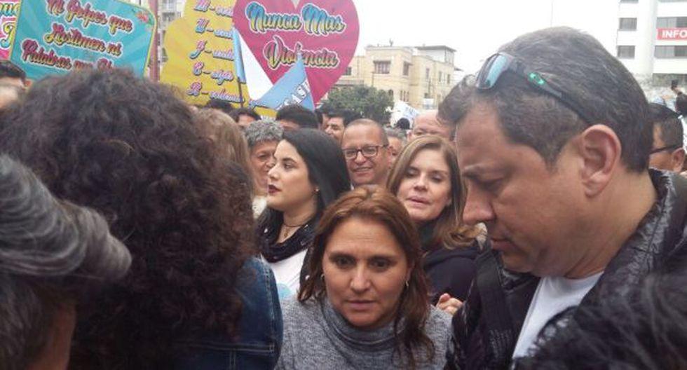Pérez Tello: #NiUnaMenos es mensaje importante para la historia