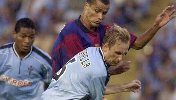 Giovanella jugó durante siete temporadas en el Celta. (Foto: REUTERS).