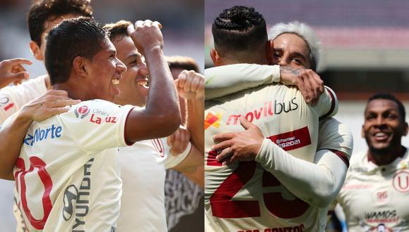 Universitario es líder de la Liga 1 del 2020 con siete victorias, dos empates y una derrota. En el 2016, en sus primeros diez partidos consiguió los mismos puntos. (Foto: El Comercio / Liga 1)