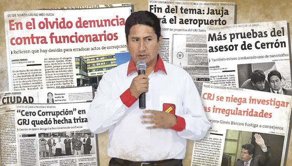 Santos Porras y Edvan Ríos publicaron numerosas denuncias no solo sobre Vladimir Cerrón, sino también sobre sus directores y funcionarios de confianza.
