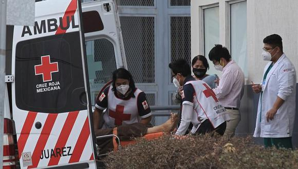 Coronavirus en México | Últimas noticias | Último minuto: reporte de infectados y muertos hoy, miércoles 10 de marzo del 2021 | Covid-19 | (Foto: EFE/ Luis Torres).