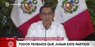 Martín Vizcarra sobre el agradecimiento del Ministro de Salud a los jugadores de Alianza Lima