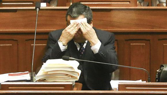 Gustavo Adrianzén: oposición cuenta con votos para censurarlo