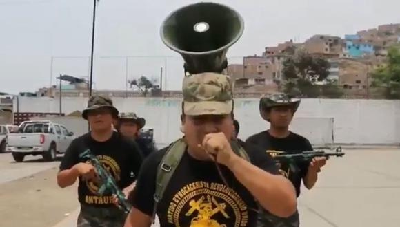 El excongresista Virgilio Acuña ha difundido el video en su cuenta de Twitter. El Tribunal de Honor llamó la atención al partido UPP y a Acuña. (Foto: Captura)