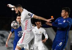 Chelsea vence 2-0 a Real Madrid y jugará la final de la Champions League contra Manchester City