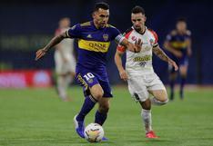 Boca Juniors goleó a Caracas FC en La  Bombonera por Copa Libertadores 2020