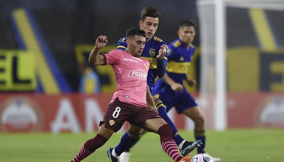 Argentinos y ecuatorianos no pudieron romper el marcador en duelo por la quinta fecha del grupo C. (Foto: AFP)