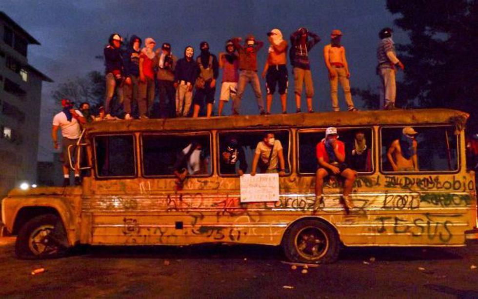 Venezuela: Un intento de violación desató las protestas - 1