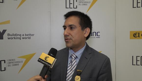 Javier Quiñones, director ejecutivo de Viajes Pacífico (Video: El Comercio)