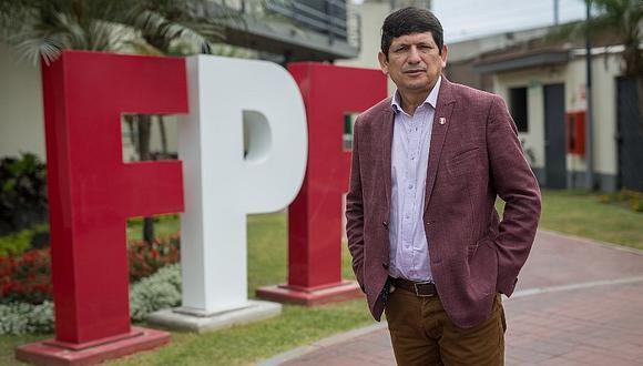 Agustín Lozano enfrenta una investigación en el Ministerio Público por irregularidades en su gestión como alcalde de Chongoyape. (Foto: GEC)