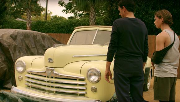 """El verdadero origen de Ford Super Deluxe fue revelado en """"Cobra Kai"""" (Foto: Netflix)"""