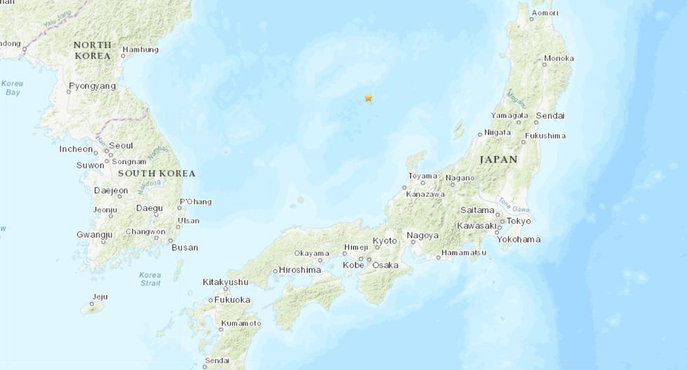 6.1 Magnitude earthquake hits Japan's coast but no tsunami risk