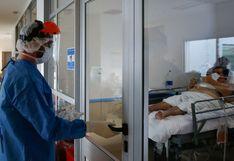 Argentina registra nuevo récord de 7.482 contagios de coronavirus en un día