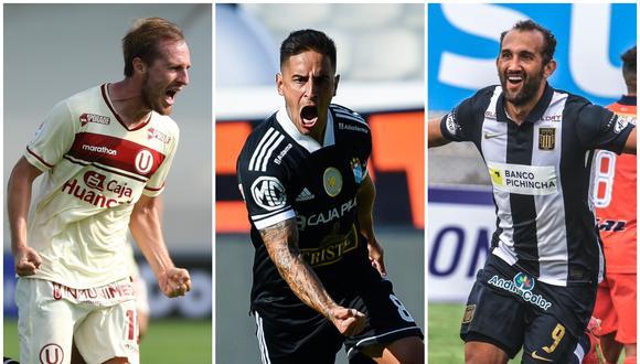 Revisa la programación y resultados de la fecha 6 de la Liga 1 | Fotos: @LigaFutProf