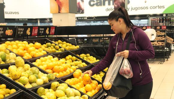 ¿Es caro comer saludable? (Foto: Diana Chávez / GEC)