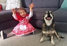 """""""Con niños y perros es crucial saber poner límites"""""""