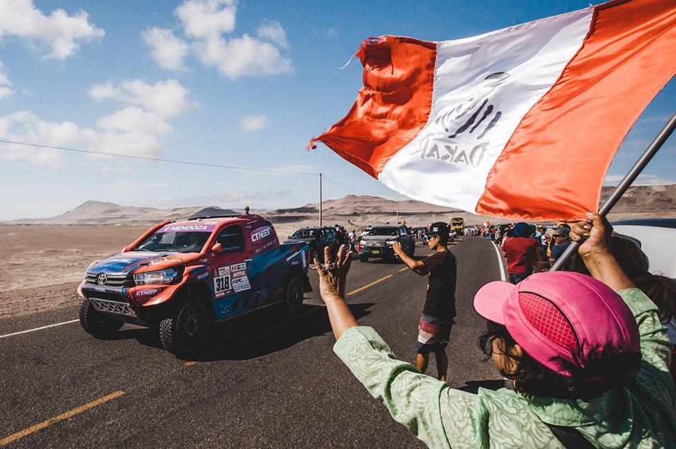 Se presentó el Dakar 2019 en París y también se dio a conocer la lista de pilotos inscritos para la competencia. (Foto: Dakar.com)