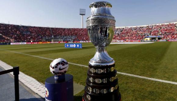 ¿Por qué habrá Copa América 2020? Conmebol aprobó que la próxima Copa América se juegue apenas un año después de la que se viene realizando en Brasil. (Foto: AFP)