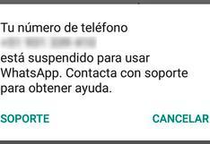WhatsApp Plus: ¿cómo puedes saber si tu cuenta fue suspendida?