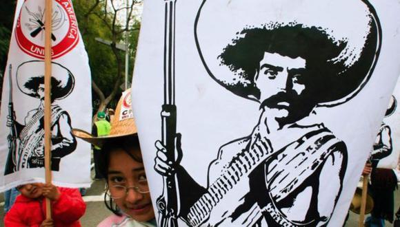 Zapata es el personaje más querido de la Revolución Mexicana. Foto: