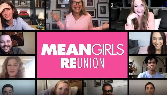 """La cinta """"Mean Girls"""" se estrenó en la década de los 2000 y hasta ahora sigue vigente. (Fotos: Captura de Instagram / @katiecouric)."""