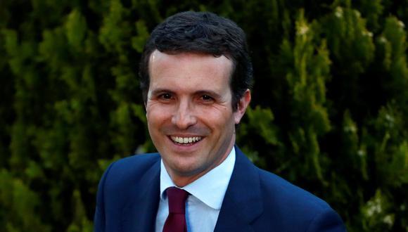 Elecciones en España: Pablo Casado, el joven líder de una derecha más conservadora. (Reuters).
