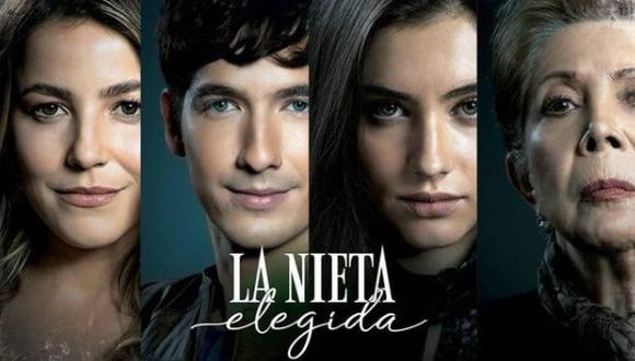 """""""La nieta elegida"""" es una telenovela colombiana escrita por Julio Jiménez e Iván Martínez para Canal RCN (Foto: RCN)"""