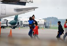 Guatemala y México han deportado a unos 752 hondureños de caravana de migrantes