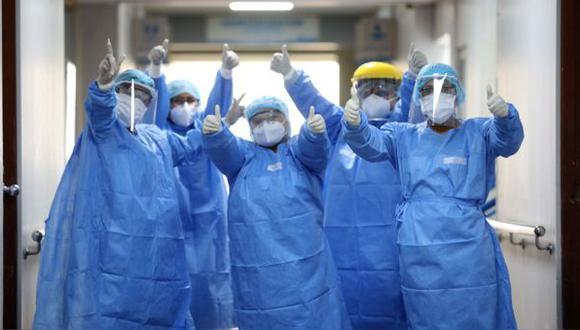 El Ministerio de Salud informó que más peruanos se recuperaron de la enfermedad. (Foto: Minsa)