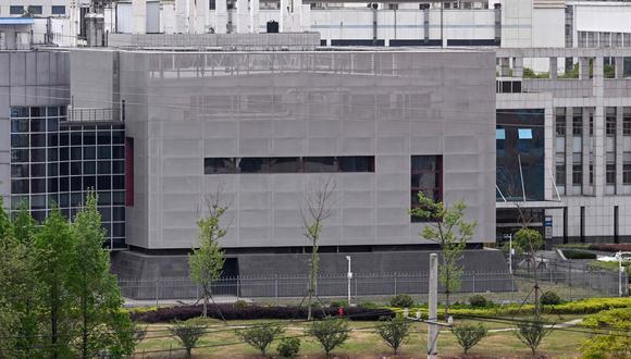 El laboratorio de Wuhan, en China, está en el centro de la controversia por la pandemia de coronavirus. (AFP / Hector RETAMAL).