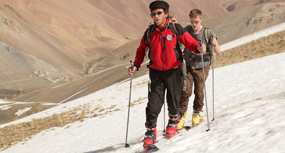 Esquía en estas peligrosas montañas de Afganistán - 1
