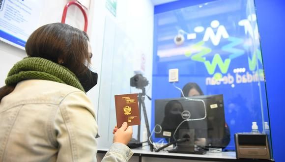 Las personas interesadas en tramitar el pasaporte serán atendidas en la nueva sede del Jockey Plaza, en Surco | Foto: Migraciones