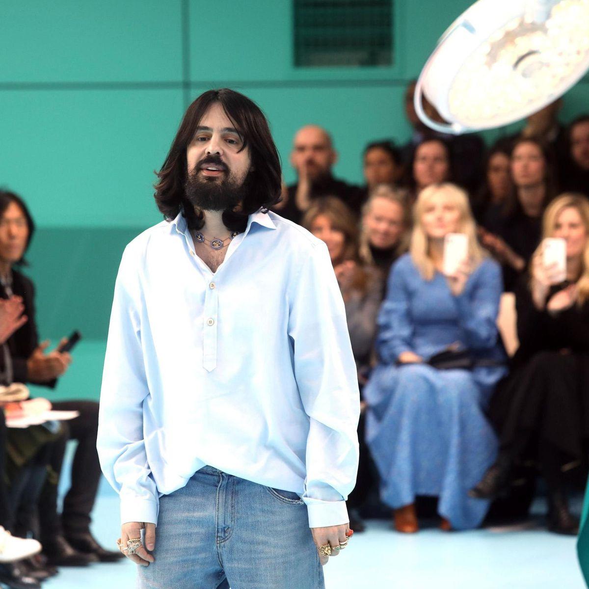 Moda Gucci Alessandro Michele Rompe El Ciclo Natural De Los Desfiles De Mo Noticias El Comercio Peru