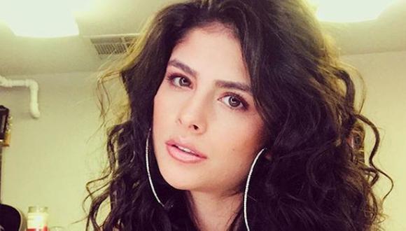 Stephania Duque ha decidido que es momento de hacer cambios en su vida, así que hará una pausa en su carrera actoral (Foto: Instagram)