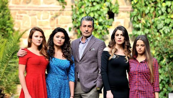 "La telenovela turca ""Paramparça"" fue estrenada originalmente en 2014 (Foto: Endemol)"