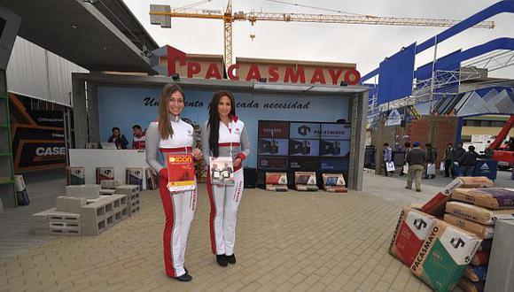 Feria Excon 2014 podría generar negocios por US$70 millones