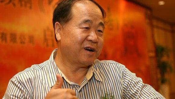 """Mo Yan ganó el Premio Nobel de Literatura el 2012 por el """"realismo alucinante"""" de su obra que """"combina los cuentos populares, la historia y la contemporaneidad"""". (Foto: AFP)"""