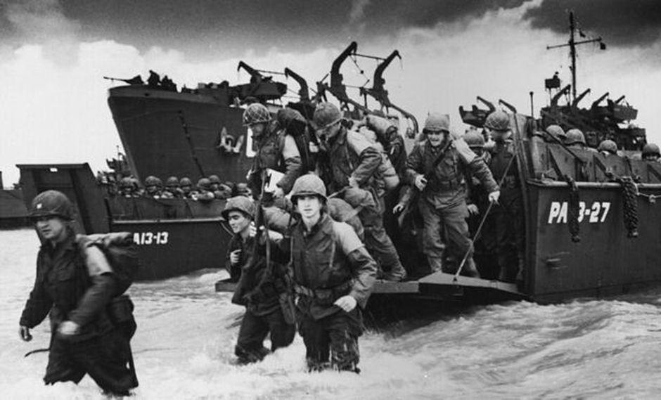 El desembarco de Normandía fue clave para la victoria aliada en la Segunda Guerra Mundial.