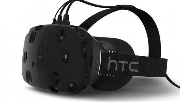 MWC 2016: visor HTC Vive saldrá a la venta en abril