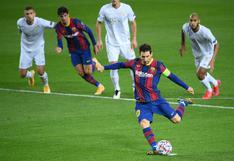 Lionel Messi y el nuevo récord que consiguió en la Champions League