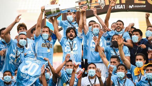 Sporting Cristal suma 20 título nacionales en 65 años de historia, todos en Primera División. (Foto: Departamento de Prensa y Comunicaciones Club Sporting Cristal)