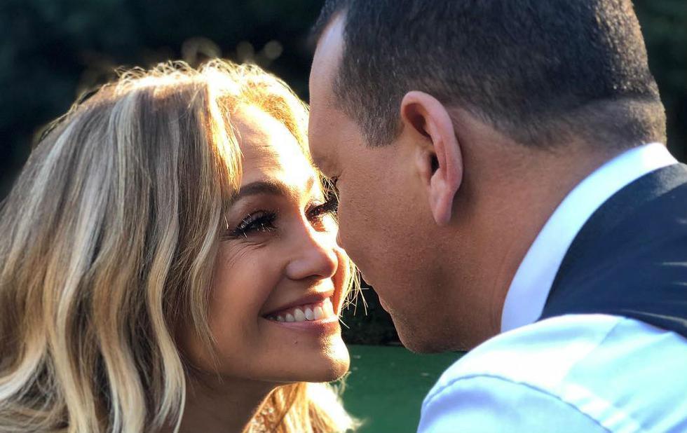 Alex Rodríguez sorprendió a Jennifer Lopez con romántico detalle. (Foto: Instagram)