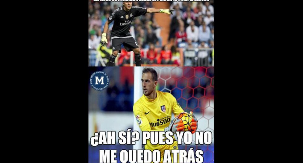 Real Madrid vs. Atlético Madrid: los memes de la semifinal - 50